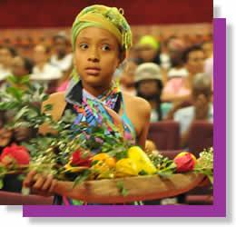 Gala de premiación al afrocolombinao ilustre